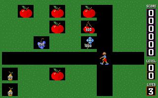 Thumbnail of other screenshot of Sam In Monster's Garden