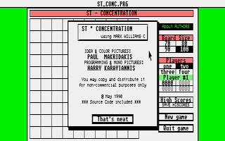 Thumbnail of other screenshot of ST Concentration