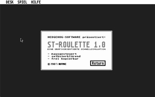 Thumbnail of other screenshot of ST-Roulette
