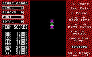 Screenshot of Collapse