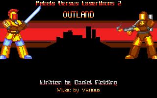 Screenshot of Rebels versus Laserthons 2 - Outland