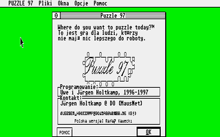 Thumbnail of other screenshot of Puzzle 97