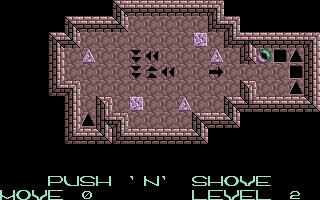 Screenshot of Push 'N' Shove