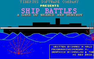 Thumbnail of other screenshot of Ship Battles