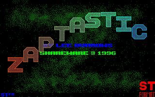 Screenshot of Zaptastic