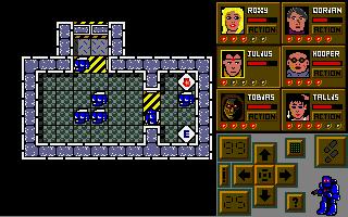 Screenshot of B Squad