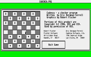 Thumbnail of other screenshot of Cadenza