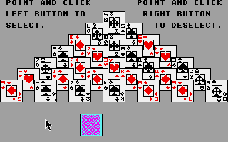Screenshot of Card Party