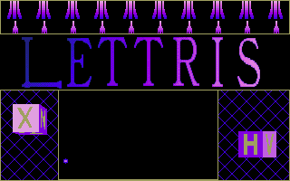 Thumbnail of other screenshot of Lettris