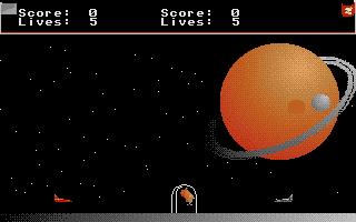 Screenshot of Aerial Combat ST