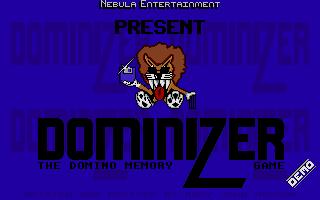 Screenshot of Dominizer