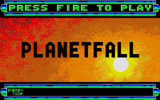 Thumbnail of other screenshot of Planetfall