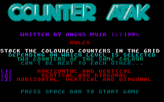 Screenshot of Counter Atak
