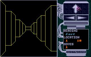 Screenshot of 3D Maze