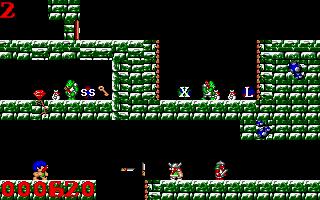 Screenshot of Cud Lee's Quest