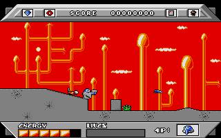 Thumbnail of other screenshot of Super Psycho Kart