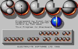 Screenshot of Balls