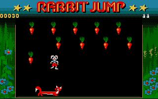 Screenshot of Rabbit Jump