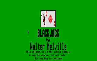 Thumbnail of other screenshot of Blackjack