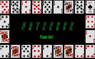 Screenshot of Patience