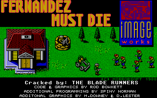 Thumbnail of other screenshot of Fernandez Must Die