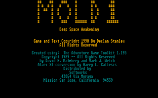 Thumbnail of other screenshot of Mold 1:Deep Space Adventure