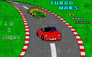 Thumbnail of other screenshot of Turbo Wars