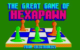 Thumbnail of other screenshot of Hexapawn