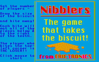 Thumbnail of other screenshot of Nibblers