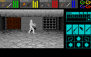 Thumbnail of other screenshot of Dungeon Master - Conan and The Mountain of Tor Al'Kiir