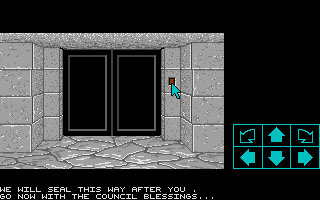 Thumbnail of other screenshot of Dungeon Master - Conflux