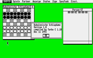 Thumbnail of other screenshot of Babylonische Schlagdame
