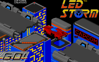 Screenshot of LED Storm