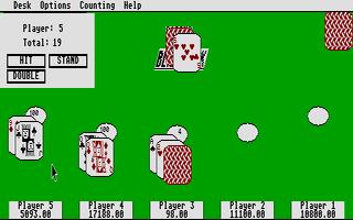 Thumbnail of other screenshot of Casino Blackjack
