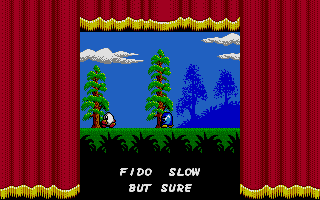 Screenshot of Easter Eggstravaganza