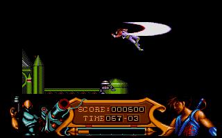 Screenshot of Strider