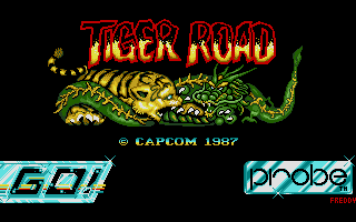 Thumbnail of other screenshot of Tiger Road