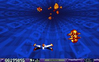 Screenshot of Stardust