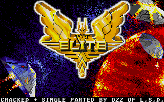 Thumbnail of other screenshot of Elite