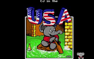 Screenshot of CJ in the USA