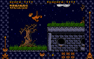 Screenshot of 9 Lives