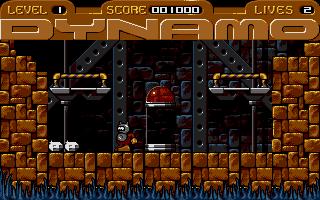 Screenshot of Captain Dynamo