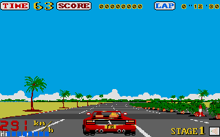 Thumbnail of other screenshot of OutRun