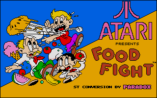 Thumbnail of other screenshot of Food Fight