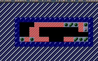 Screenshot of Shiftrix