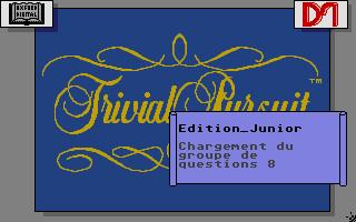 Screenshot of Trivial Pursuit - Junior Edition