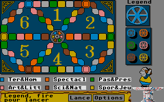 Thumbnail of other screenshot of Trivial Pursuit - Junior Edition