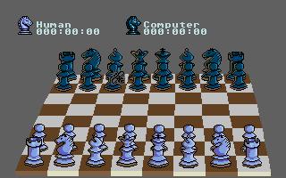 Screenshot of Checkmate