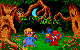 Thumbnail of other screenshot of Slightly Magic