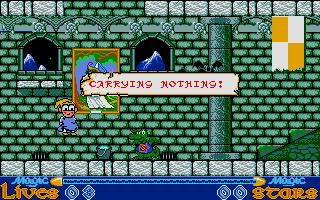 Screenshot of Slightly Magic